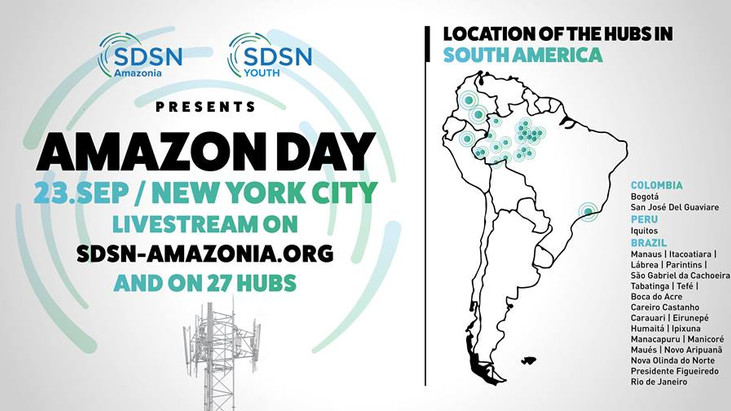 JOIN NOW THE AMAZON DAY