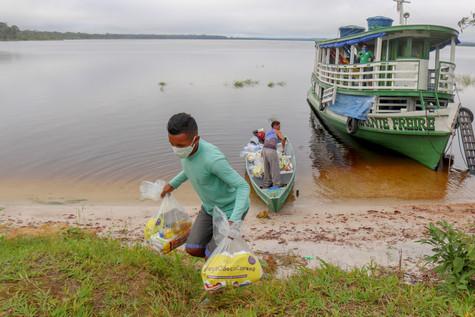 Livro registra os principais resultados da Aliança Covid Amazonas no combate ao coronavírus