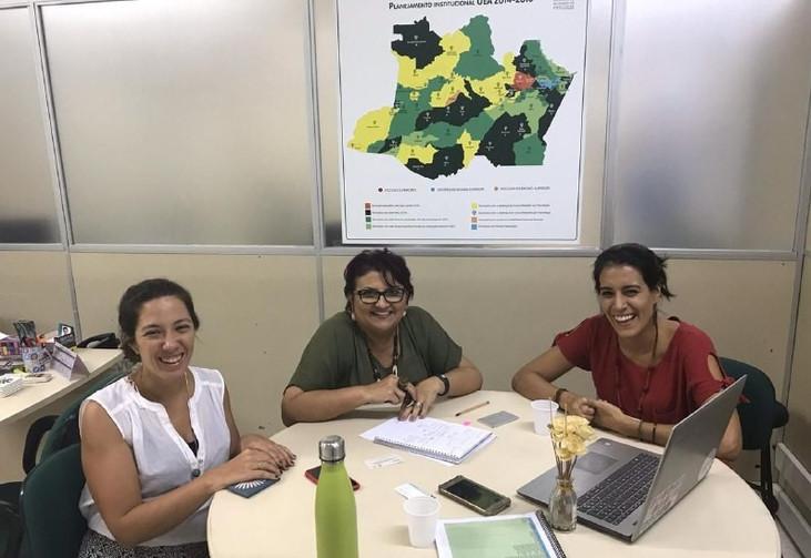 Ufam e UEA se filiam à rede SDSN-Amazônia
