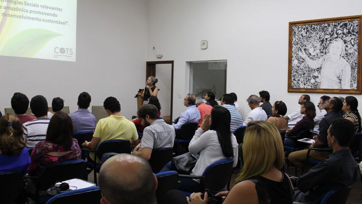 Seminário debate inovação e Agenda 2030 na Amazônia