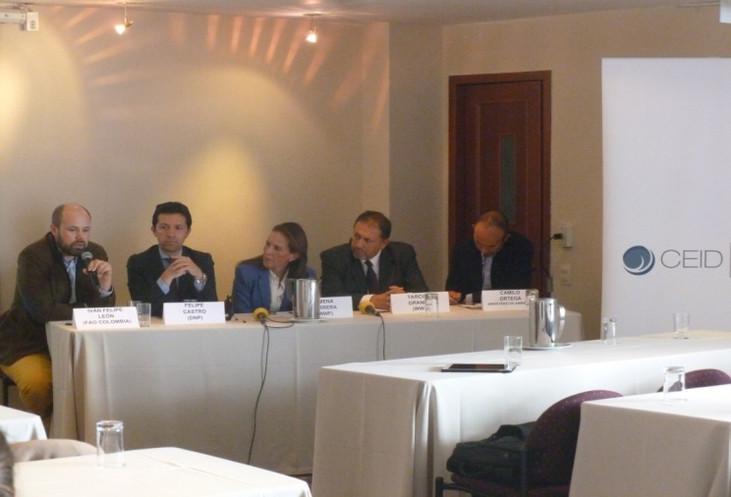 CEID Colombia realiza Conferencia Internacional Objetivos de Desarrollo Sostenible (ODS) en la Regió