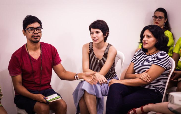 SDSN Jovem Amazônia promove debate sobre Desigualdade Social durante a Virada Sustentável Manaus 201