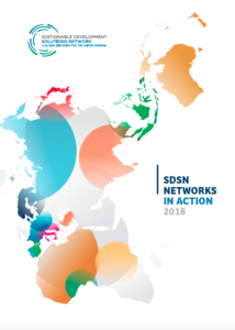 SDSN Networks in Action 2018