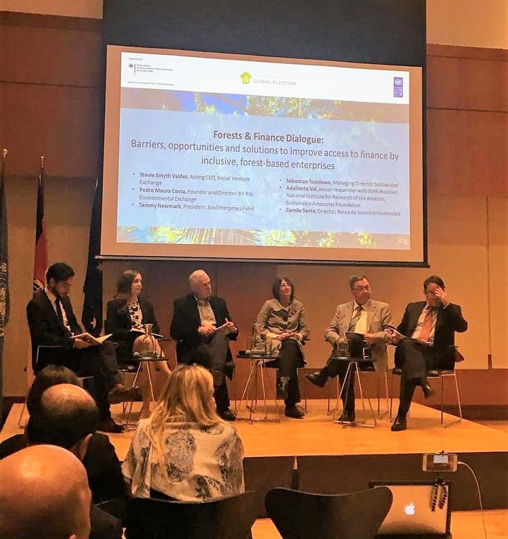 Amazonas participa da Conferência Internacional sobre Desenvolvimento Sustentável em Nova Iorque