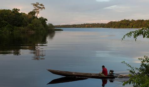 Iniciativas promovem acesso à água e conservação de ecossistemas aquáticos na Amazônia