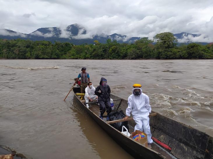 SDSN Amazonia e iAMA anuncian los proyectos ganadores de enfrentamiento del COVID-19 que recibirán f