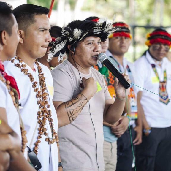 La Ruta de la Salud Indígena Amazónica gana el Premio SDSN Amazonia 2020