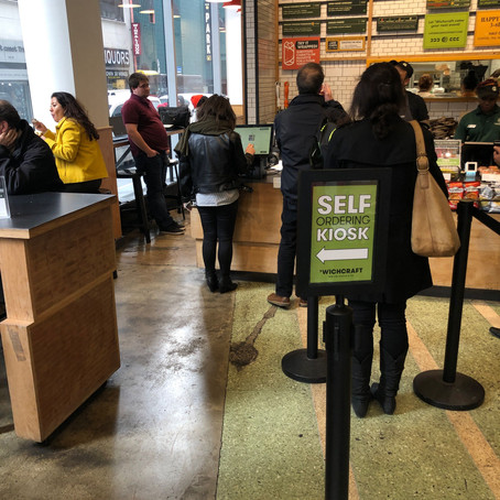 Wichcraft Adds Self Ordering Kiosk by XPR POS