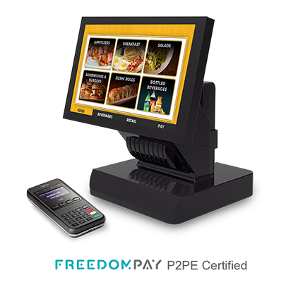 Table Top Kiosk – Order, Play and Pay from your Table