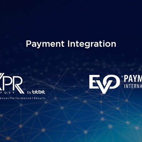 XPR POS+ and EVO Payments Announce Partnership