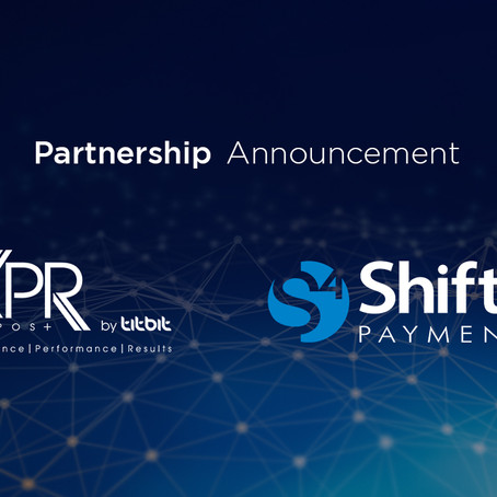XPR POS+ and Shift4 Payments Announce Partnership