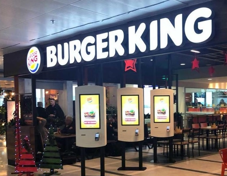 Burger King Athens