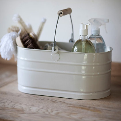 Chalk Steel Utility Bucket