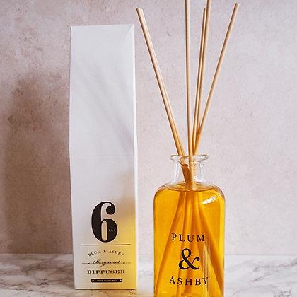 Luxury Bergamot Reed Diffuser