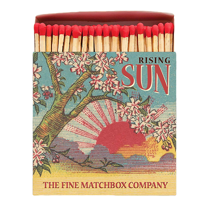 Rising Sun Matches