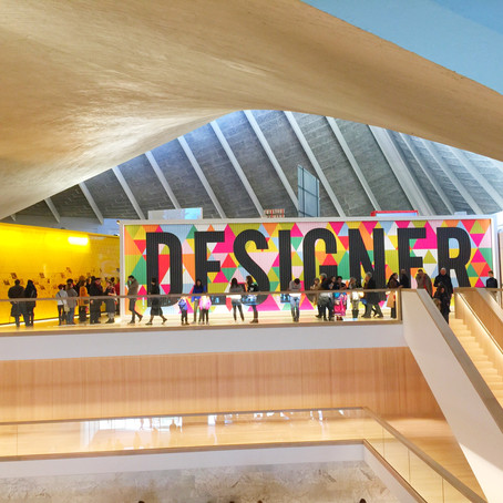 The Design Museum has a new home