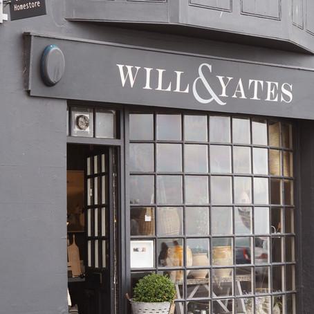 INDEPENDANT SHOPPING | WILL & YATES