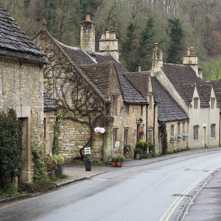 OUT + ABOUT | CASTLE COMBE