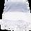 Thumbnail: Blue Thin Striped Organic Peshtemal Towel