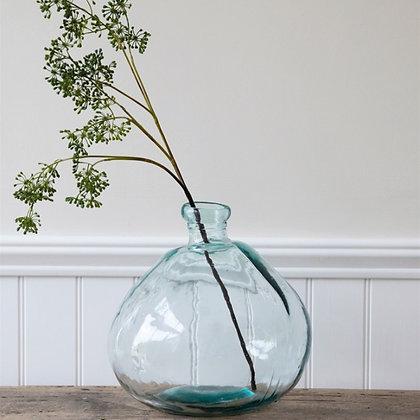 Wide Bubble Vase