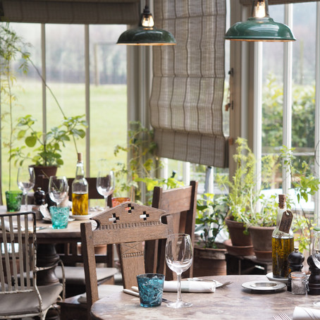 OUT + ABOUT | THE PIG NEAR BATH