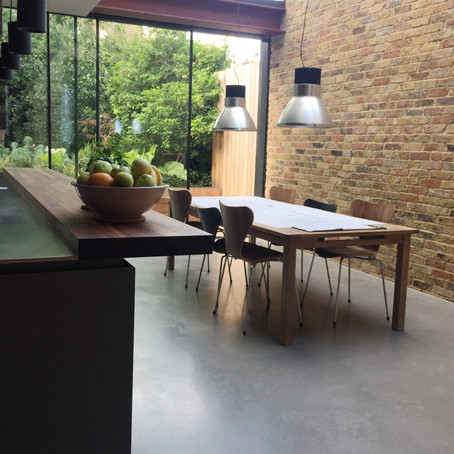 HOME TOURS: VERMICELLI COHEN ARCHITECTS HOME
