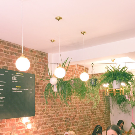 Out and about: Palm Vaults