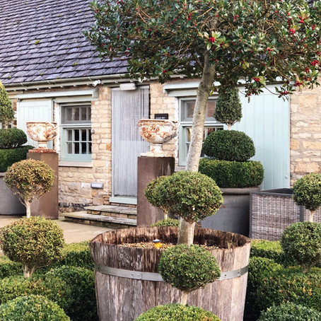 OUT + ABOUT | DAYLESFORD FARM