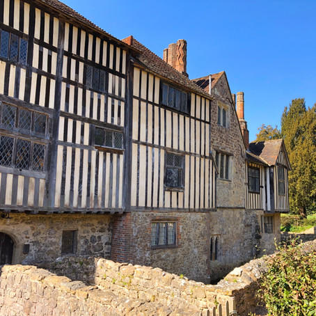 OUT + ABOUT | IGHTHAM MOTE