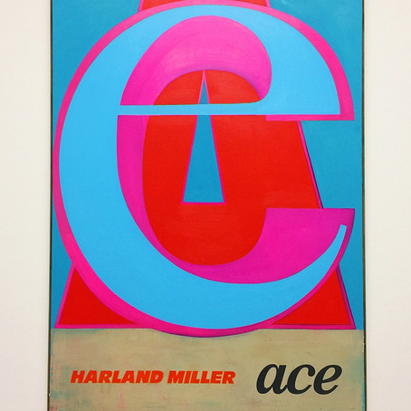 Out + About: Harland Miller at the White Cube