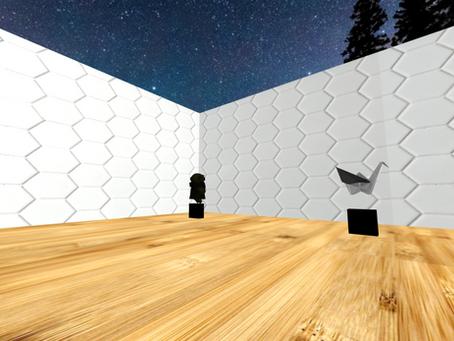 Interactive Scenes in WebVR
