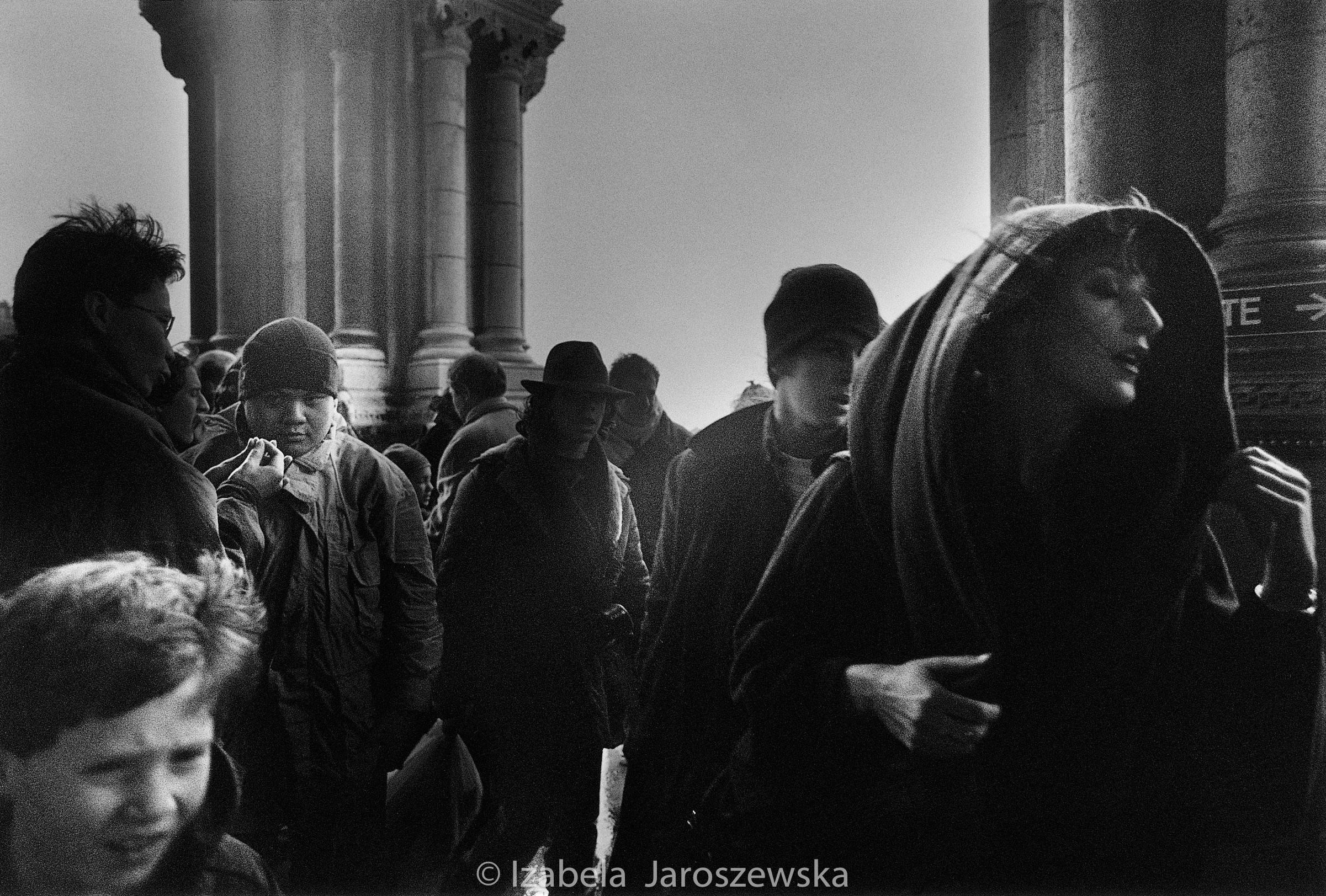 Paris ©Izabela Jaroszewska