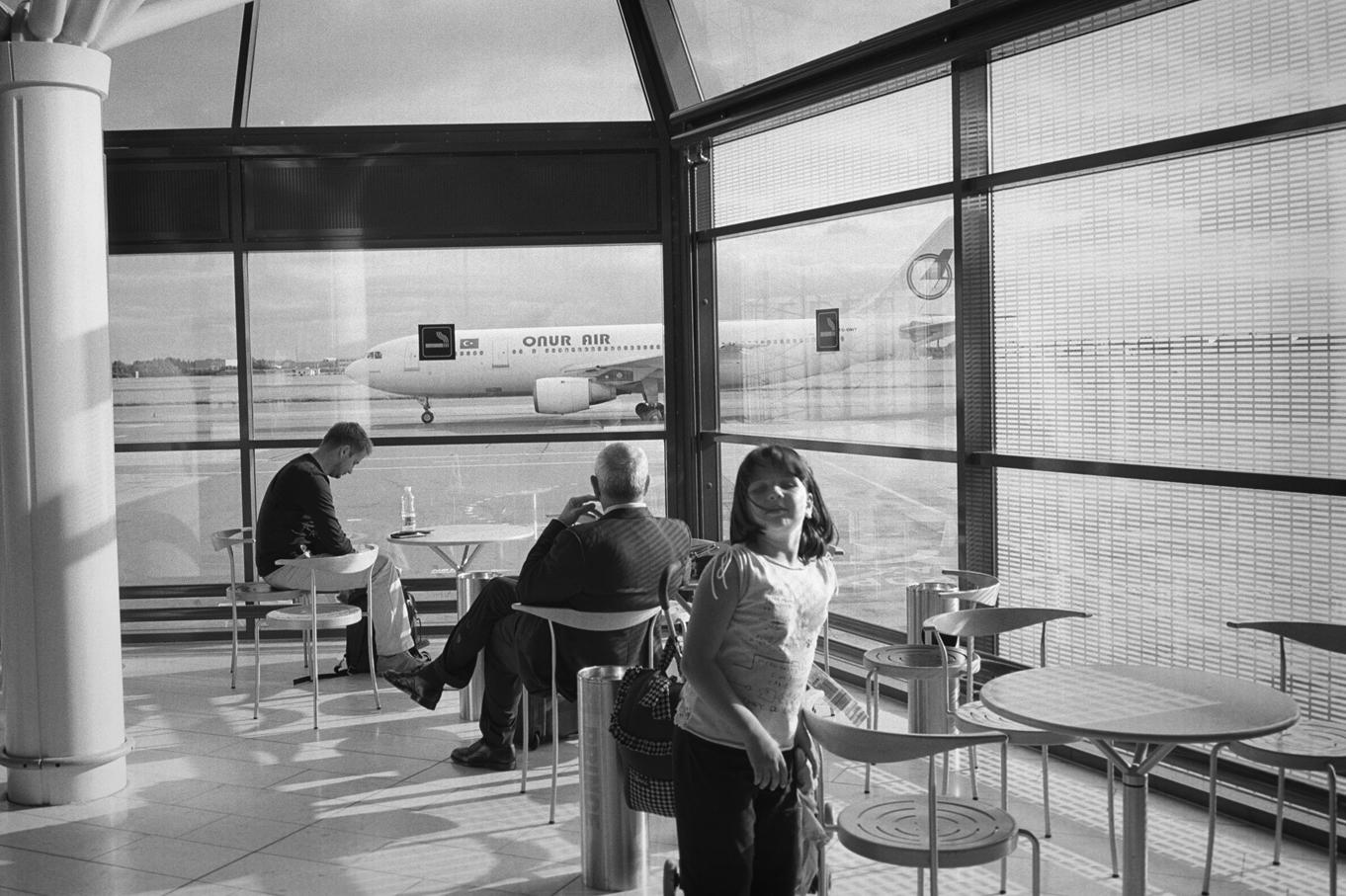 Departures 2003