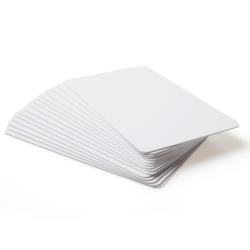 Plain PVC Cards | Pack of 100