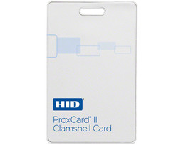 Camshell Card