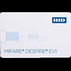 Mifare Desfire EV1 Card