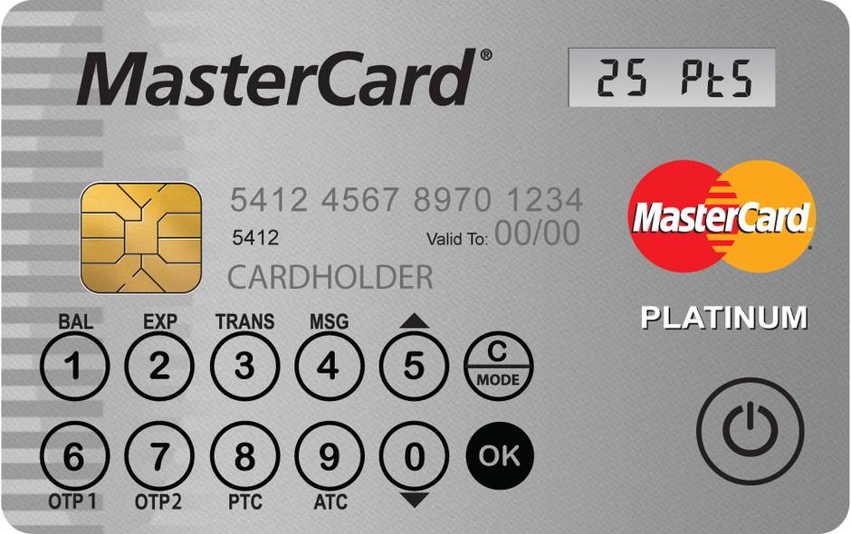MASTER CARD TOUCH