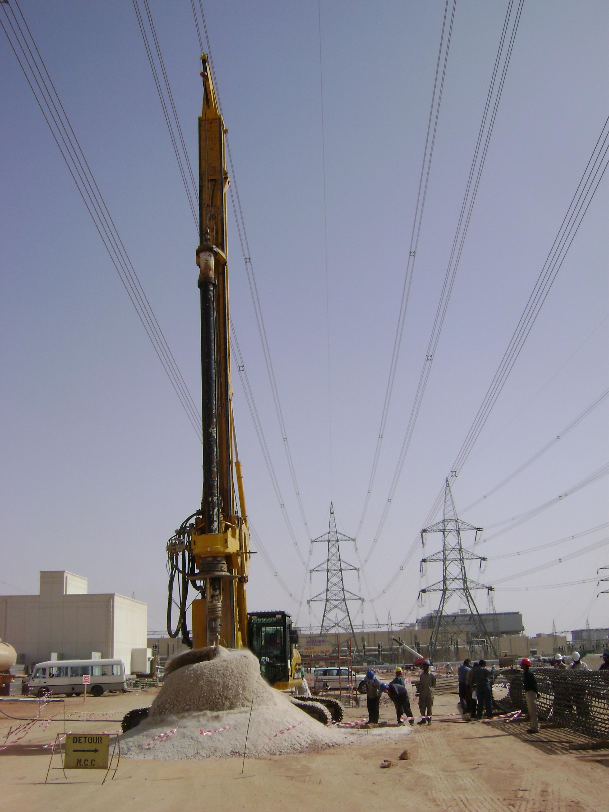 Saudi Aramco Project Uthmaniyah