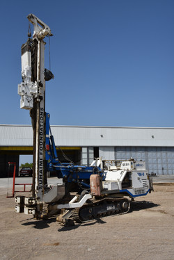 PSM Piling Rig02