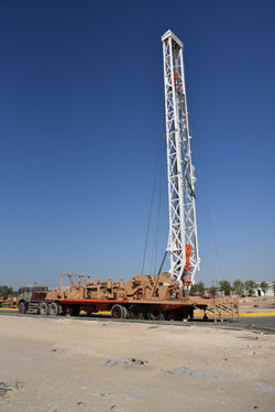 Speedstar Water Well Drilling Rig01
