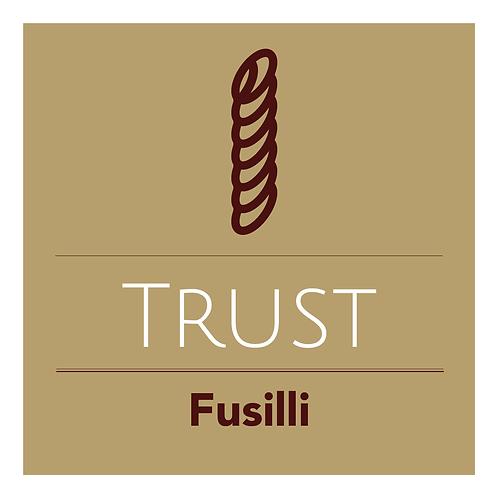 TRUST Fusilli