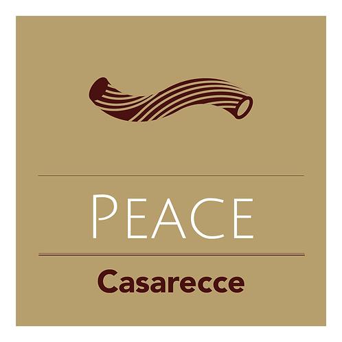 PEACE Casarecce