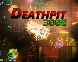 We have submitted DEATHPIT 3000 to Steam Greenlight!