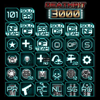 DEATHPIT 3000: Steam Achievements and Cloud Saving