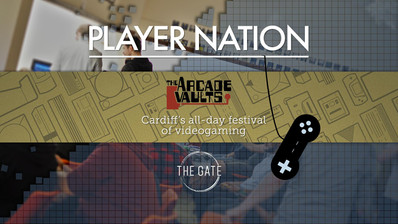 DEATHPIT 3000 on display at Player Nation: 24th March!