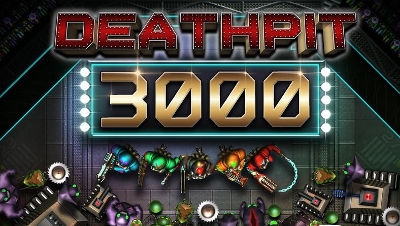 DEATHPIT 3000 Logo