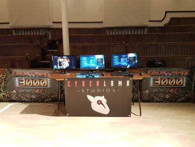 DEATHPIT 3000 at Player Nation 2018