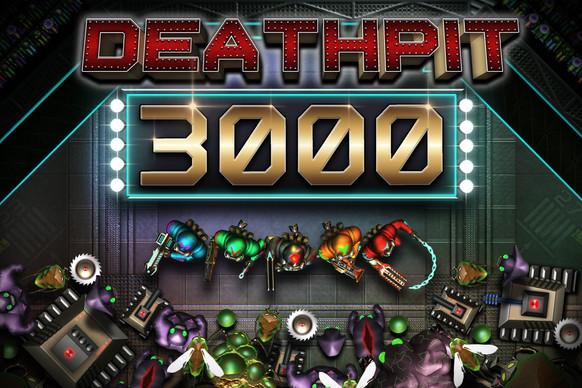 DEATHPIT 3000 Box Art