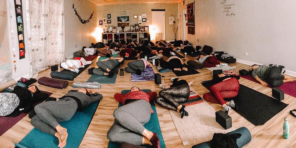 Community Yoga (all levels) Virtual Class!