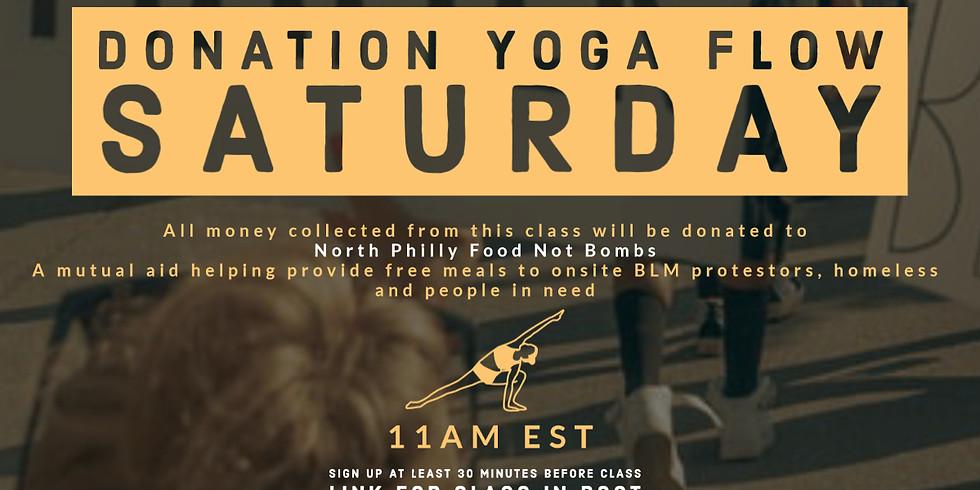 Donation Yoga Flow